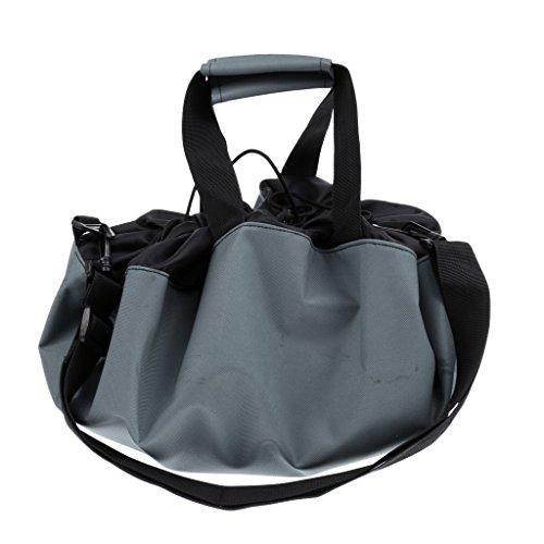 Descripción:       - Bolsa multifuncional para cambiar fácilmente de ropa mojada y seca.    - Abra la bolsa y tiene una gran cambiador de 85 cm de diámetro. Tire de la cuerda para cerrar la bolsa.    - Pequeño bolsillo interior para guardar l...