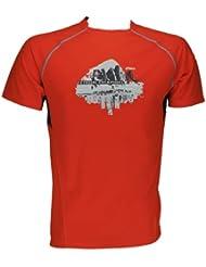 Asics Running Fitness Sportshirt L2 Trail Graphic Top Herren 0540 Art. 421423