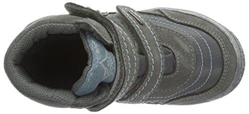 Primigi - Giannie-e, Scarpe da ginnastica Bambina Grigio (Grau (GRIG.SC/GRIG.SC))