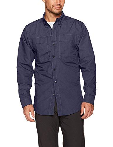 tru-spec Herren Kleid Shirt, Tru Urban Force P/C R/S L/S, herren, Dress Shirt, Tru Urban Force Navy P/c R/s L/s, Ms, navy, MS