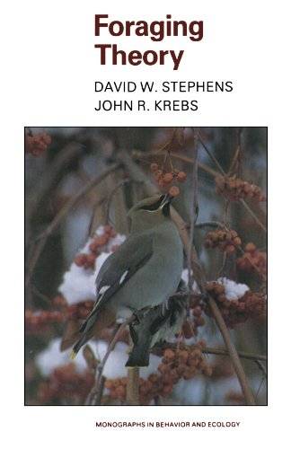 Foraging Theory (Monographs in Behavior and Ecology) por David W. Stephens