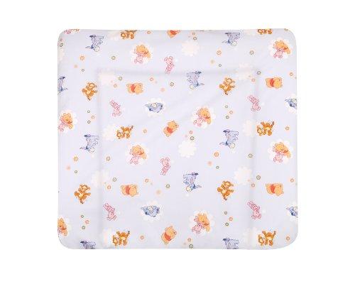 Julius Zöllner 2280110003 - Baby Pooh and Friends Softy mit abnehmbarem Stoffbezug, 75x85 cm
