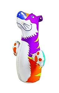 Intex 3-D Bop Bags - Tiger, Multi Color