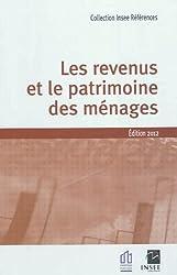 Les revenus et patrimoines des ménages éd.2012