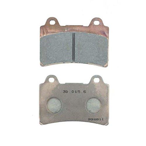 MGEAR Bremsbeläge 30-015-S, Einbauposition:Hinterachse, Marke:für YAMAHA, Baujahr:1999, CCM:1600, Fahrzeugtyp:Street, Modell:XV 1600 Wild Star