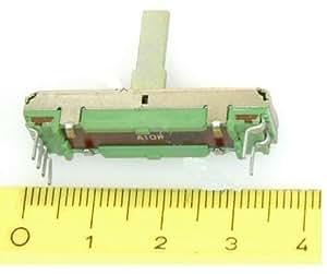 Aksans(TM) FADER 35mm A10K STEREO POUR DX052 BEHRINGER