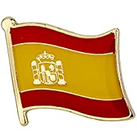 España español bandera Metal Pin badge