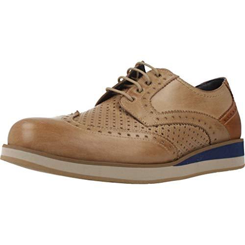 Zapatos Hombre, Color Hueso TAUPECUER, Marca PITILLOS