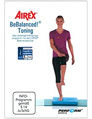 DVD BeBalanced Toning - Fitness Workout mit Flexibar