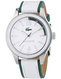 Lacoste Damen-Armbanduhr Sydney Analog Quarz Leder 2000829