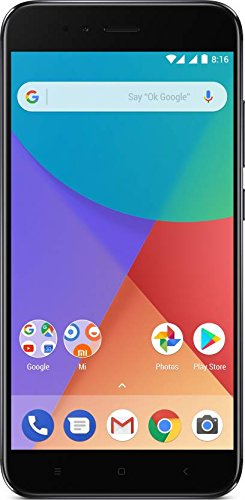 Xiaomi Mi A1 5.5 inches (Black, 4 GB, 64 GB)