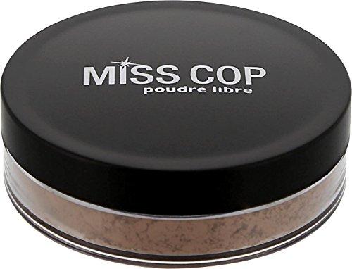 Miss Cop Poudre Libre Translucide 5,6 g