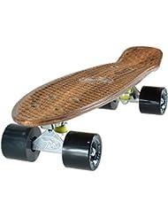 Land Cruiser Skateboard rétro en plastique Étui de transport inclus