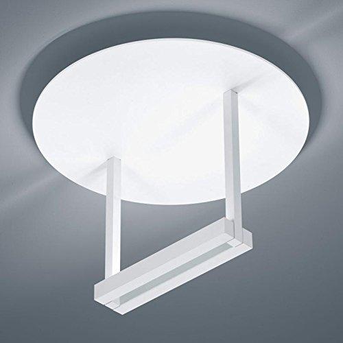 Helestra 25/1724.84 Mata LED Deckenleuchte Ø32 cm 1500 Lumen / Deckenlampe Weiß