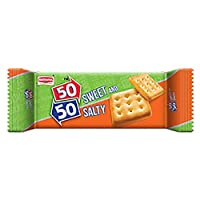 Britannia sweet & Salty biscuits 50-50 , 71 gm