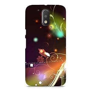 Hamee Designer Printed Hard Back Case Cover for OnePlus 2 Design 1508