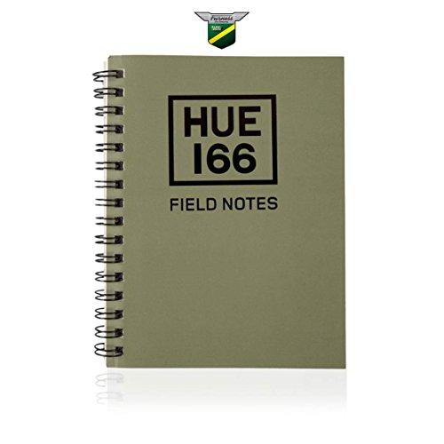 Preisvergleich Produktbild LAND ROVER NEU Original Farbton 166 Klein A6 Notebook 51ldnb561gna
