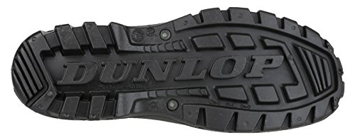Dunlop DUK680211, Bottines homme Green/Black Sole