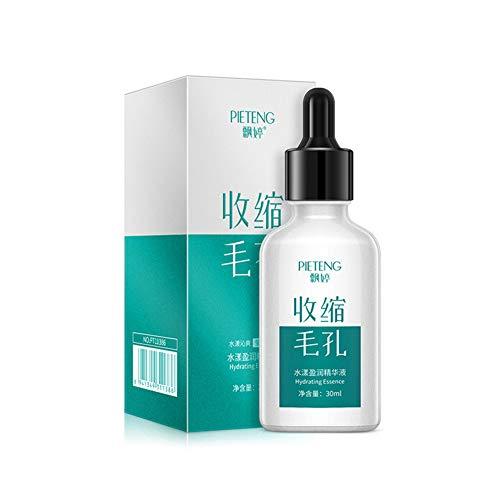 Allbesta Hyaluronsäure Serum Gesicht Poren Minimizer Porenverfeinernde Feuchtigkeitspflege Pore...