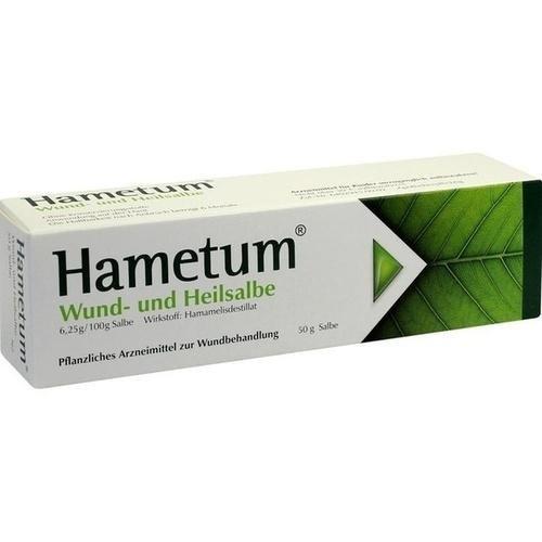 Hametum® Wund- und Heilsalbe