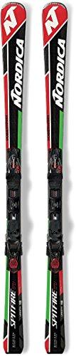 Ski NORDICA Dobermann Spitfire TI EVO + N PRO P.R.EVO 2017 - Länge: 168 cm RACE / ON PISTE -