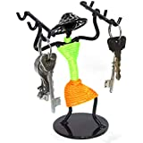 ORCHID ENGINEERS Key Holder (Multicolour)