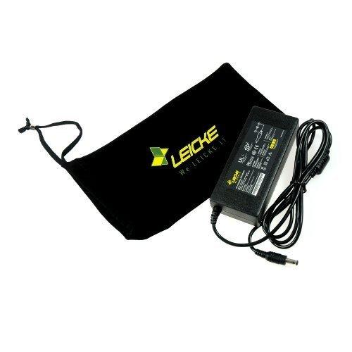 LEICKE Schutztasche in Schwarz |Tasche für z.B. Netzteile, Digitalkameras, Datenkabel etc.