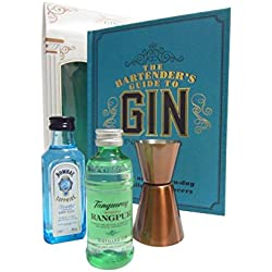 Gin - Bombay Sapphire & Tanqueray Gift Set (Hard To Find Whisky edition) - Whisky