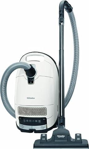 Miele Bodenstaubsauger Complete C3 Silence EcoLine Plus / EEK A / HEPA AirClean-Filter (H13) / Comfort-Kabelaufwicklung / Plus/Minus-Fußsteuerung / DynamicDrive-Lenkrollen / nur 69 dB(A)