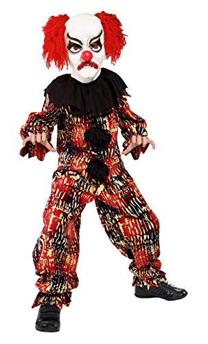 Smiffy's - 36161M - Scary Clown - Medium