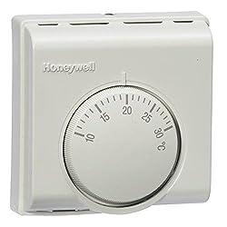 Honeywell T6360B1028 Room Thermostat, 24 V, White