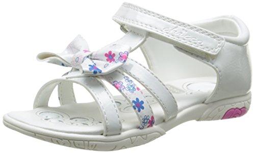 ChiccoSandale Cryssa - Sandali alla caviglia Bambina , Bianco (Blanc (300)), 26