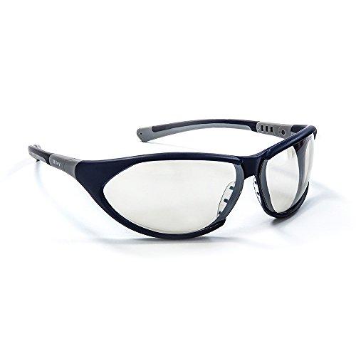 Riley chrona Indoor/Outdoor Lens Antifog-beschichtete Verstellbarer Arm Workwear Sicherheit Gläser