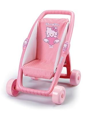 Hello Kitty 513832 - Mi Primera Sillita (Smoby) de Smoby