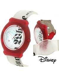 Disney SNP0007 - Reloj , correa de plástico color blanco