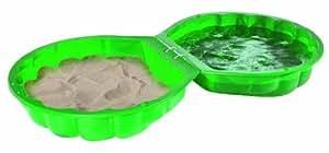 Big 7717-001 - Sand- und Wassermuschel grün