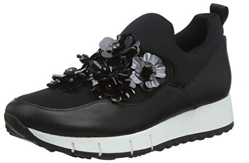 9d7e2aeb556d LIU JO Shoes Gigi 03-Elastic Sock Black, Zapatillas para Mujer, Negro 22222