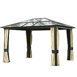 Roof Garden Shelter