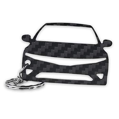 ACF Honda Schlüssel-Anhänger | echtes Carbon | Geschenk-Idee | Tuning | Honda Civic Type R DF2 FN2 (~2008)