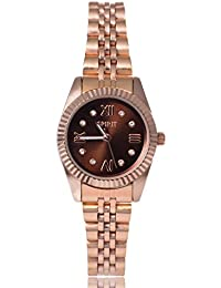 Spirit Ladies Quartz Analogue Watch in Rose Gold