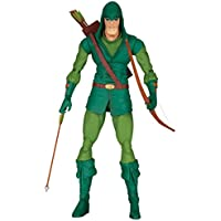Dc Direct Dc Icons Green Arrow Longobow Hunters Af Figura