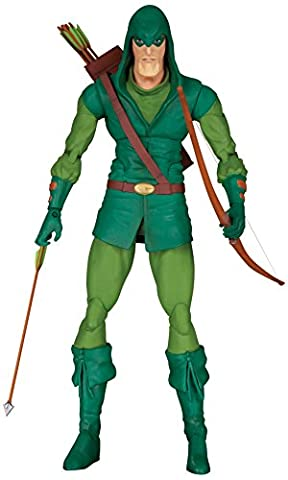 DC Icons Green Arrow Longbow Hunters Action