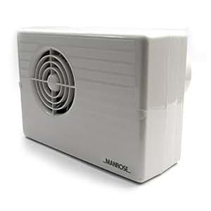 badl fter manrose cf200t zentrifugal abluft ventilator mit timer dusche wc baumarkt. Black Bedroom Furniture Sets. Home Design Ideas