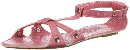 Lise Lindvig FIA 008 005 45 Damen Römersandalen Pink (Pink 45)