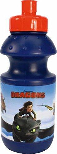 Dragons Schulranzen Set 6-teilig mit Federmappe, Regen/Sicherheitshülle Drachenzähmen NEU - 6