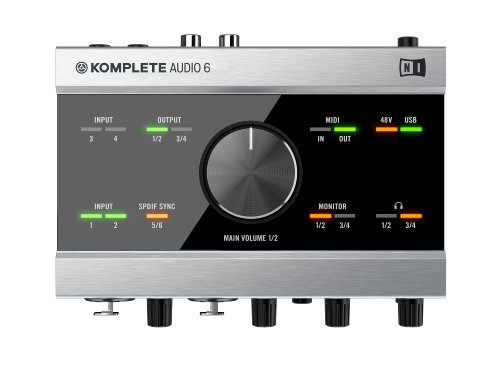 Native Instruments Komplete Audio 6 - 5