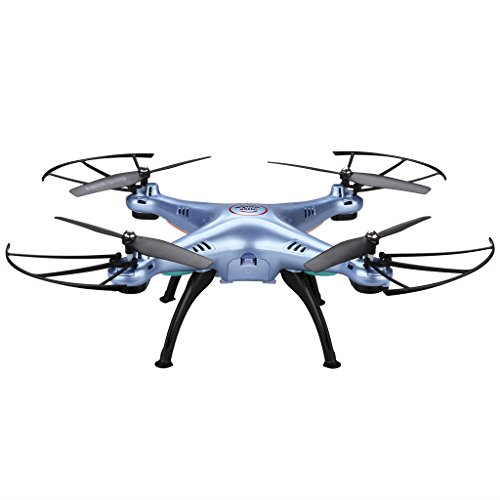 2016-Syma-X5HC-X5SC-RTF-24GHz-avec-le-mode-camra-2MP-HD-High-Hold-6-Axis-Gyro-mode-Headless-RC-Quadcopter-Couleur-Bleu