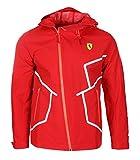 Puma SF Scuderia Ferrari Statement Jacke Allwetterjacke S M L XL 2XL Storm Cell rot XL