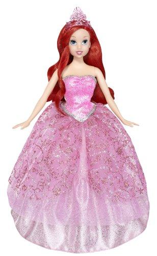 Disney Princesses – W1220 – Poupée Mannequin – Princesse conte – Ariel