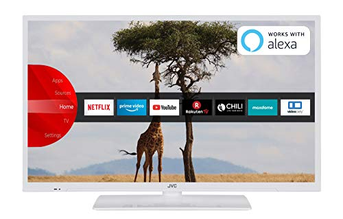m (32 Zoll) Fernseher (HD-Ready, Triple-Tuner, Smart TV, Prime Video, Bluetooth) ()